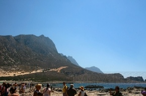Русские туристы выбирают Грецию