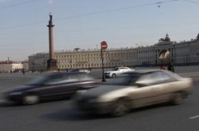 Повышение штрафов в Москве и Петербурге одобрил Совет Федерации