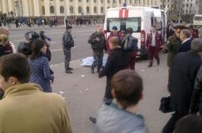 От взрыва в Минском метро пострадали более 50-ти человек. Есть погибшие