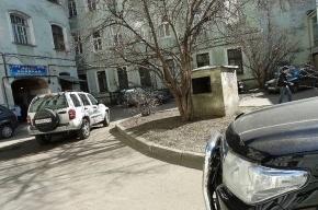 Двор на улице Чайковского привели в порядок после публикации «ЯРепортера»