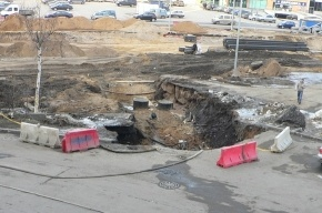 Шумная яма на улице Савушкина беспокоит жителей
