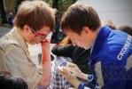 Фельдшеры занимались в мастер-классах: Фоторепортаж
