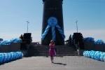 В парке 300-летия Санкт-Петербурга отпраздновали 75-летие района: Фоторепортаж