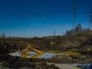 Подводный экскаватор - ноу-хау петербургских строителей: Фоторепортаж