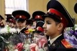 Фоторепортаж: «Последний звонок прозвучал для 66 петербургских суворовцев»