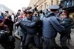 Фоторепортаж: «Задержание активистов ДСПА и анархистов у БКЗ (фоторепортаж)»