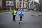 Фоторепортаж: «Они не видят, но бегут»