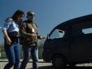 В Петербурге прошла акция в поддержку слепых: Фоторепортаж