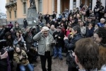 В Петербурге прошла юбилейная XX «Потёмкинская лестница»: Фоторепортаж