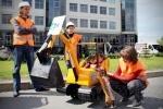 Фоторепортаж: «Парад детских колясок: фоторепортаж»