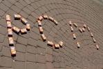 На Невском меняли сигареты на конфеты: Фоторепортаж