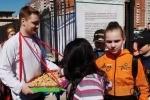 Фоторепортаж: «В парке 300-летия Санкт-Петербурга отпраздновали 75-летие района»