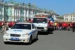 Тысячи роллеров проехали по центру Петербурга: Фоторепортаж