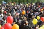 Еврейская община Петербурга отмечала праздник любви к ближнему: Фоторепортаж