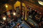 Фоторепортаж: «В дацане Петербурга провели церемонию разрушения мандалы»