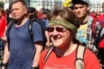 Фоторепортаж: «Тысячи роллеров проехали по центру Петербурга»
