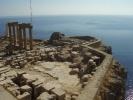 Мое лучшее фото из Греции: место встречи двух морей: Фоторепортаж