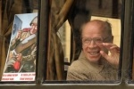 Фоторепортаж: «Колонна ретро-автомобилей проехала по городу (ФОТО)»