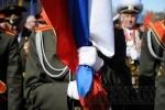 По Невскому проспекту прошли ветераны (фото): Фоторепортаж