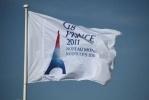 Атмосфера вокруг саммита «большой восьмерки»: фоторепортаж из Довиля: Фоторепортаж