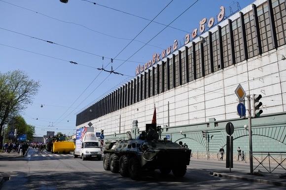 Кировский завод отметил 210 лет со дня основания: Фото