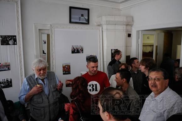 Фотовыставка «Стратегия 31 в Петербурге»: Фото
