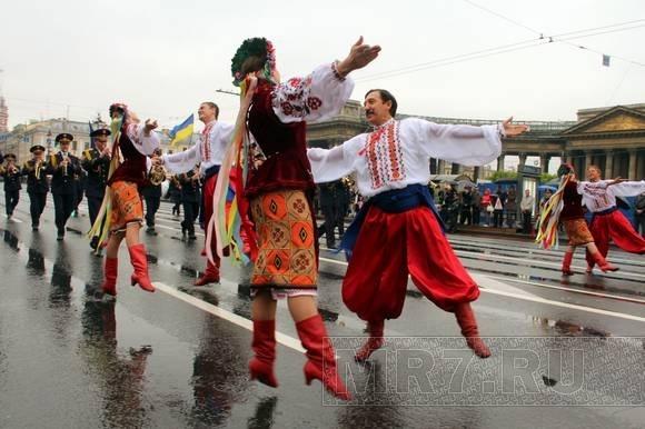 Карнавал на Невском: фоторепортаж: Фото