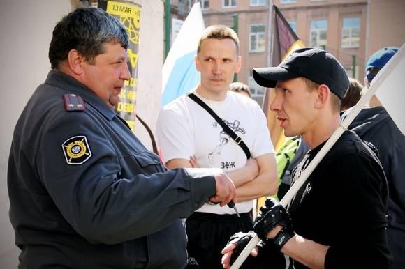 Чего добиваются «трезвые русские»: Фото