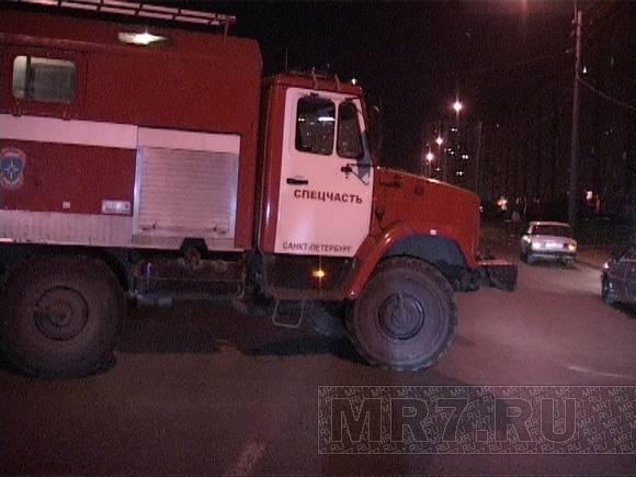 Подробности ночного ДТП с маршруткой на Богатырском проспекте: Фото