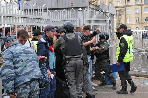 «Зенит» – «Спартак»: Кержаков забил 100 и один мяч!: Фото
