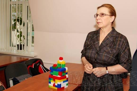 Вице-губернатор Людмила Косткина осмотрела социальные объекты Петродворцового района: Фото