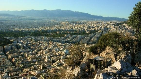 В Афины хочется вернуться: Фото