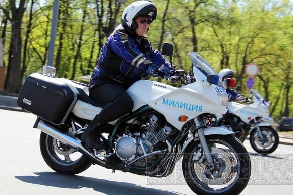 Петербургские байкеры открыли мотосезон: Фото