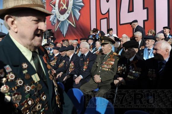Парад на Дворцовой площади – фоторепортаж: Фото