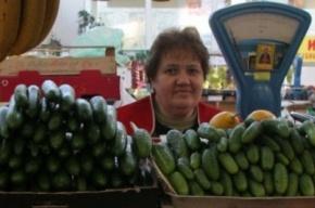 Министр Испании по сельскому хозяйству съела огурец и осталась жива