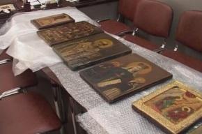 В Петербурге поймали похитителя икон