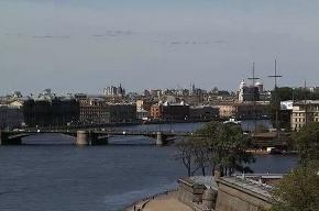 На Петропавловской крепости появилась веб-камера