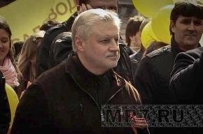Сергей Миронов: «Я честно работал для города, для петербуржцев»