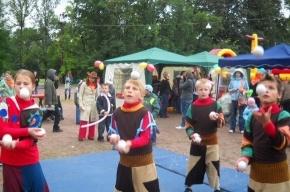 Карнавальное шествие пройдет на Елагином острове