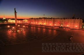 Петербург как космос: в ночь с 21 на 22 мая