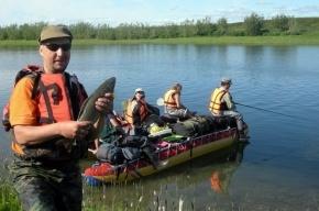 На Крестовском пройдет турнир по спортивной ловле форели спиннингом
