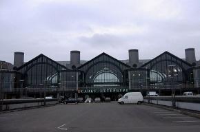 Ладожский вокзал «заминирован»