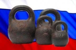 В Петербург съехались самые сильные женщины