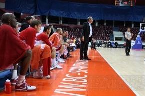 В плей-офф «Спартак» встретится с «Химками»