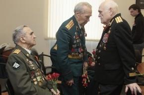 Жилищный комитет: В Петербурге улучшили жильё 10079 ветеранам