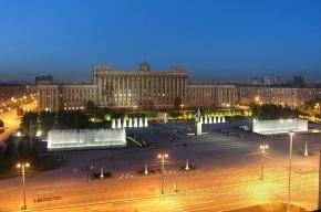 В Петербурге заработали «танцующие» фонтаны