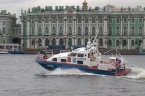 У петербургского ОМОНа появился полицейский катер