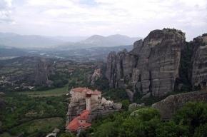 Мое лучшее фото из Греции: Метеоры