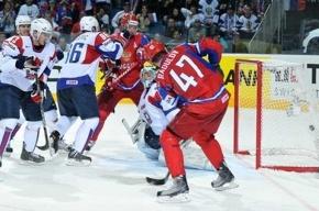 Россия обыграла Словению на Чемпионате мира по хоккею