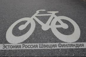 На экологическом форуме не было велопарковки